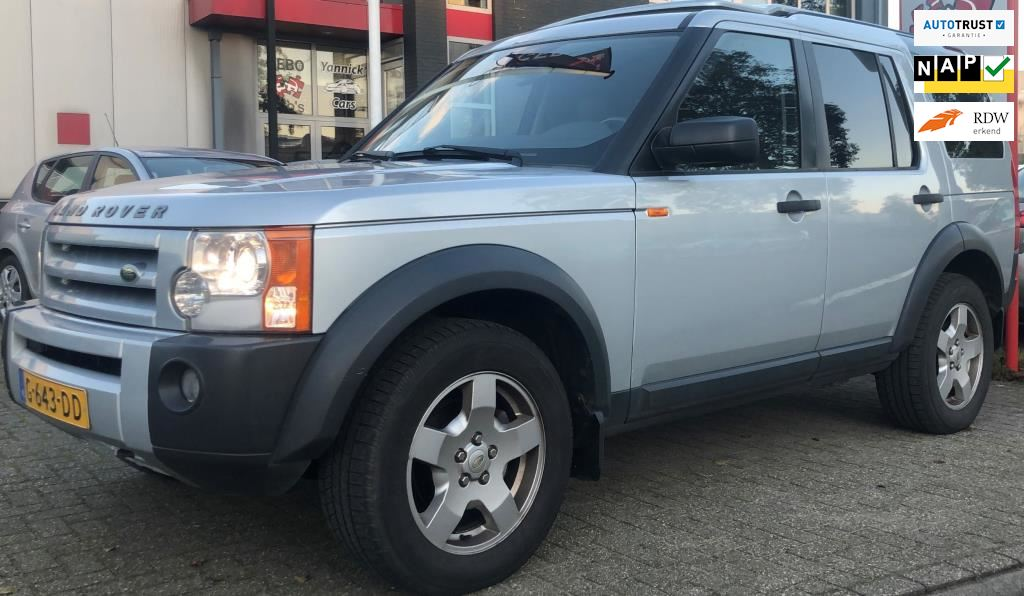 Land Rover DISCOVERY 3 occasion - Gebo Auto's