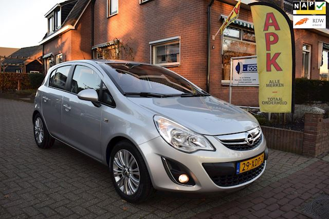 Opel Corsa 1.2-16V Anniversary Edition/5 DRS/AIRCO/CRUISE/PDC/16 INCH/NETTE STAAT!