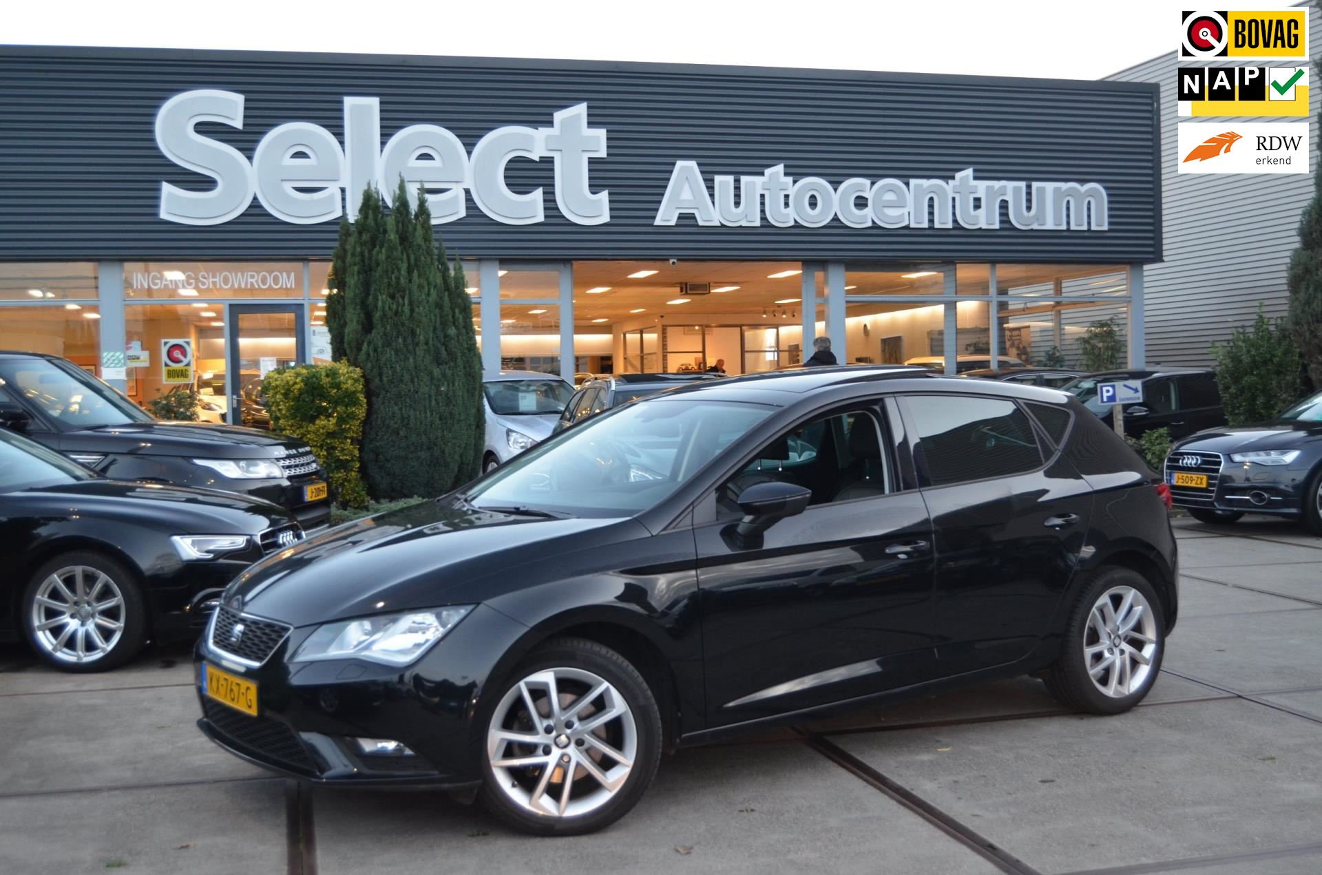 Seat Leon occasion - Select Autocentrum