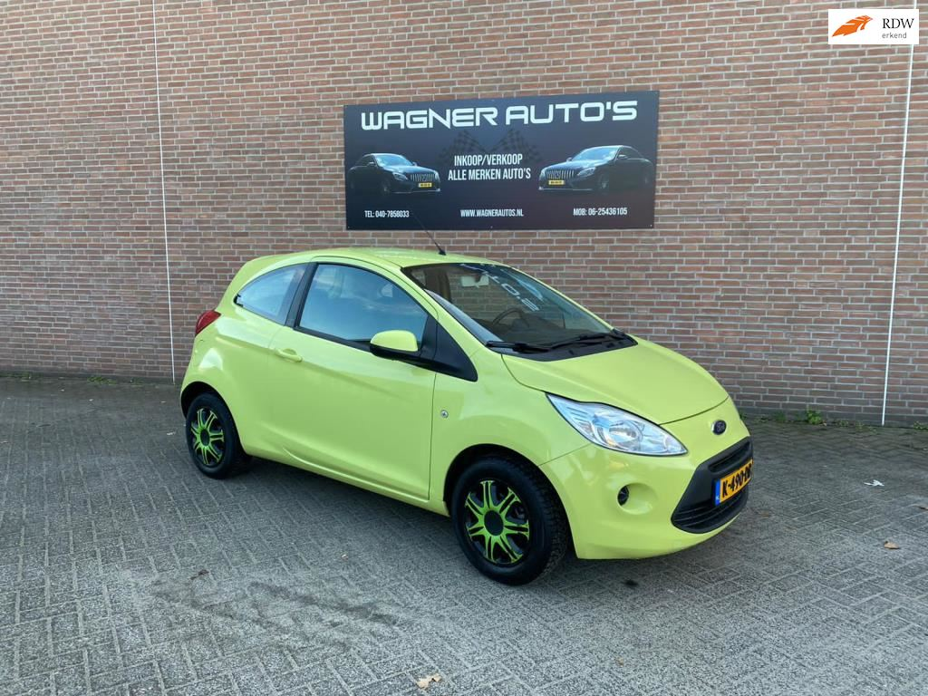Ford Ka occasion - Wagner Auto's