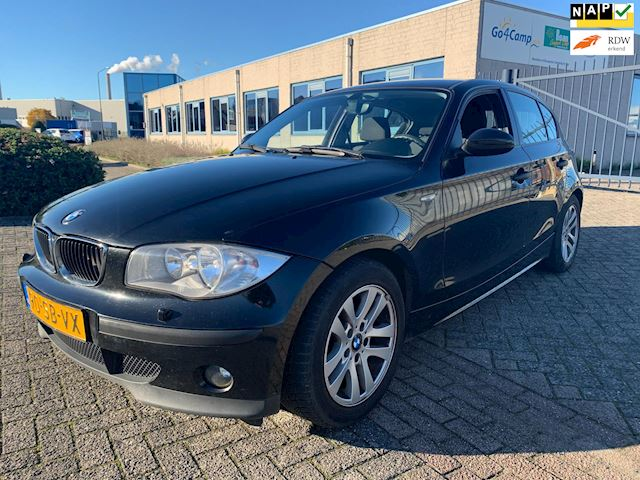 BMW 1-serie occasion - LuCars