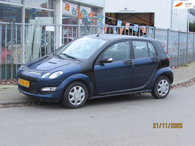 Smart Forfour 1.1 blackbasic