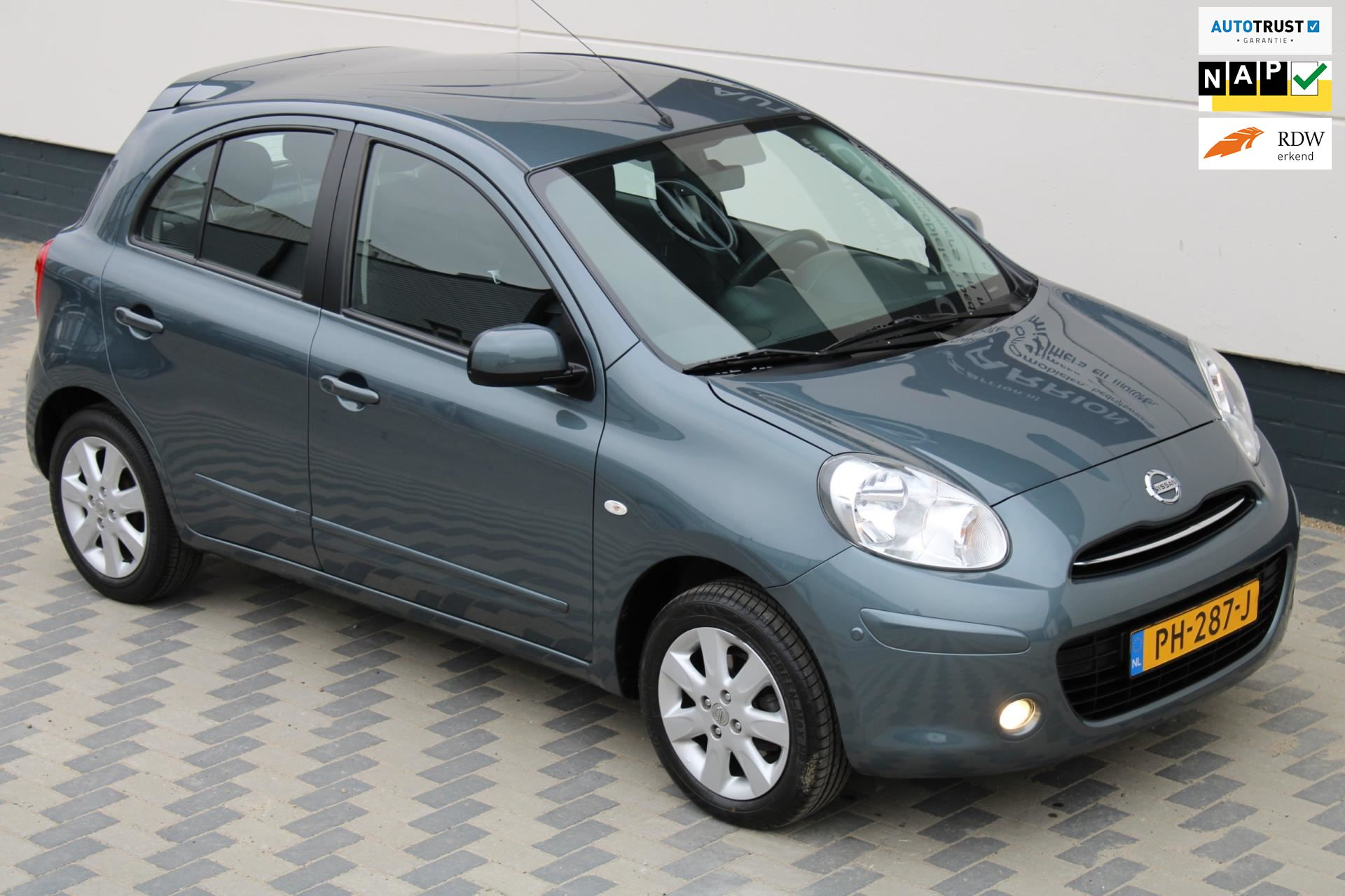 Nissan Micra occasion - CARRION