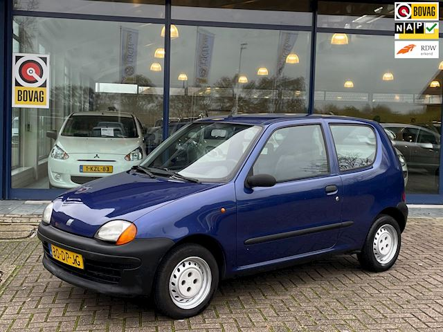 Fiat Seicento 1100 ie Young NL-Auto 123dKm NAP Nette staat!