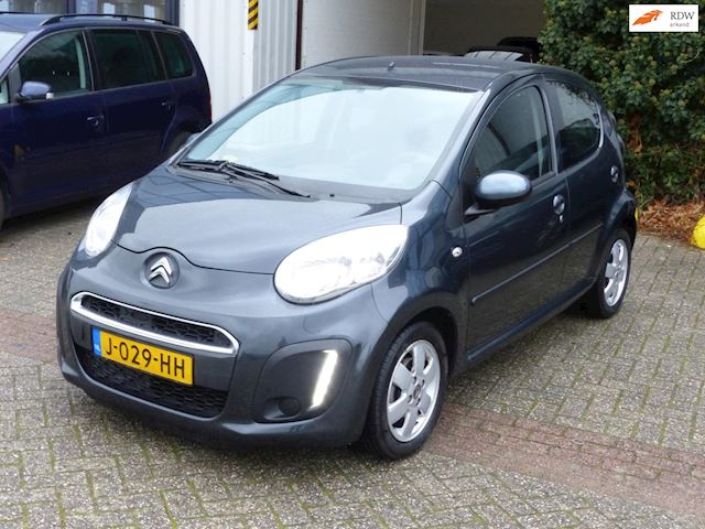 Citroen C1 1.0 Attraction,LMV,Airco,ELektr.pakket., Inruil mog