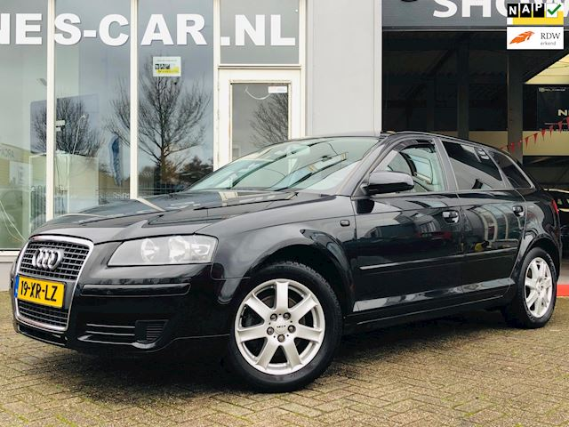 Audi A3 Sportback 1.8 TFSI Attraction Pro Line Vol Leer! Zeer Mooi!