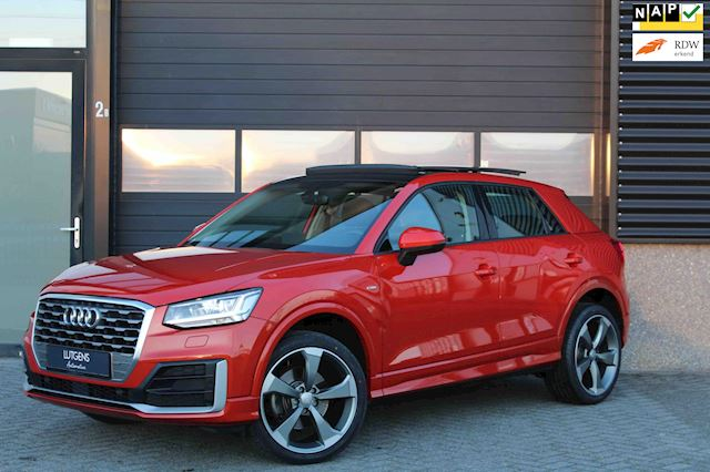 Audi Q2 occasion - Exclusive Automotive
