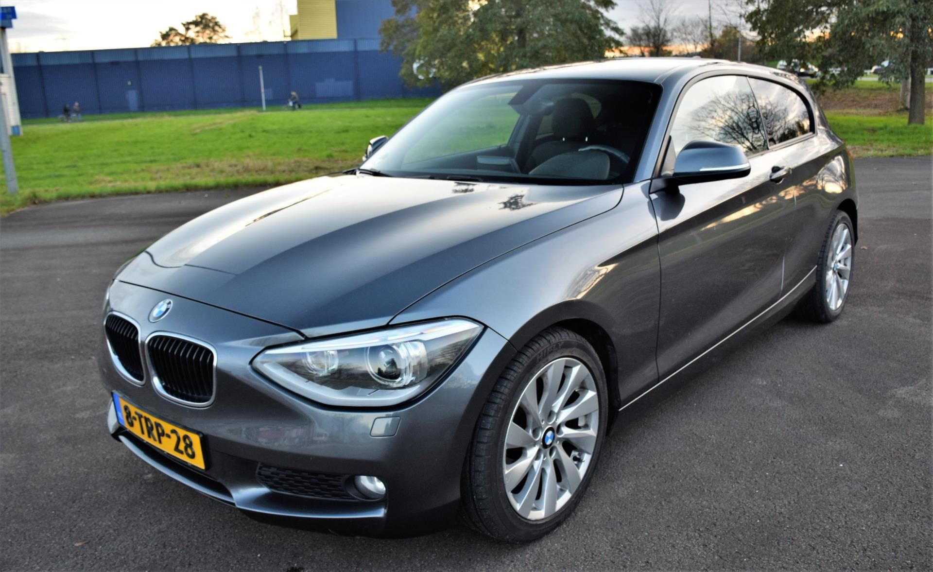 BMW 1-serie occasion - Used Car Store Almere