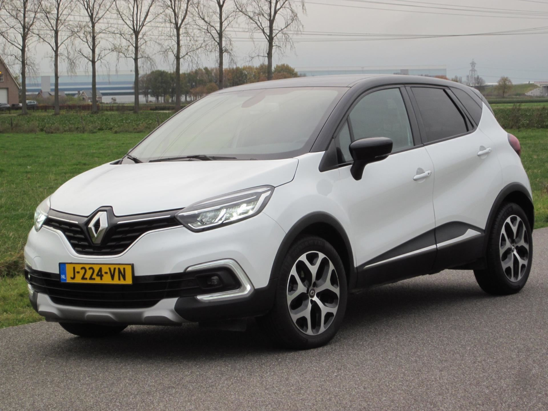 Renault Captur occasion - Auto4Motion