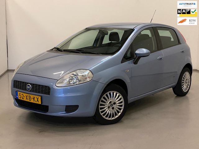 Fiat Grande Punto 1.4 Dynamic / Automaat / Airco / Cruise / UNIEKE KMSTAND!