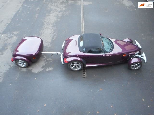 Plymouth PROWLER occasion - Big Boys Toys