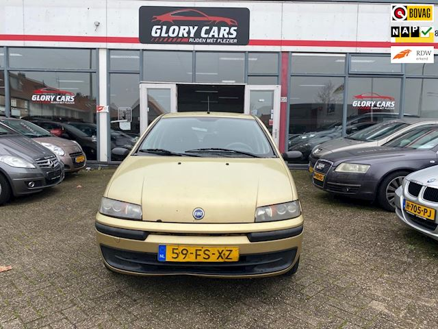 Fiat Punto occasion - Glory Cars