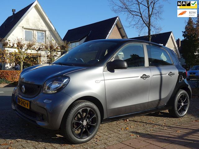 Smart Forfour Special Edition 52.000 km NAP.