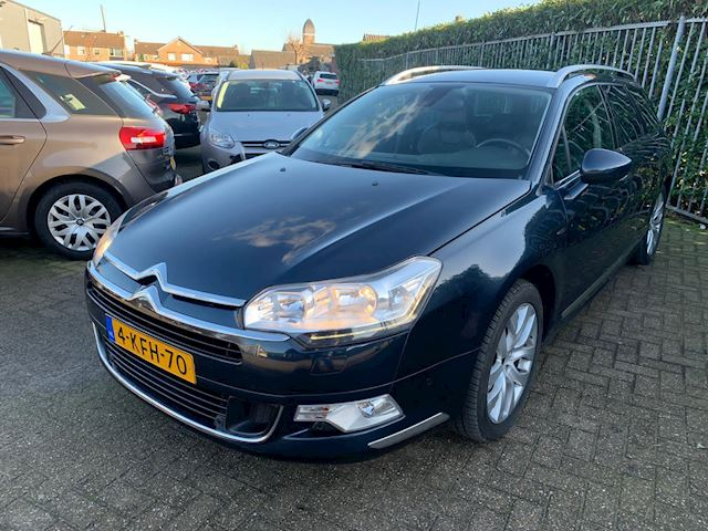 Citroen C5 Tourer 2.2 HDi Exclusive