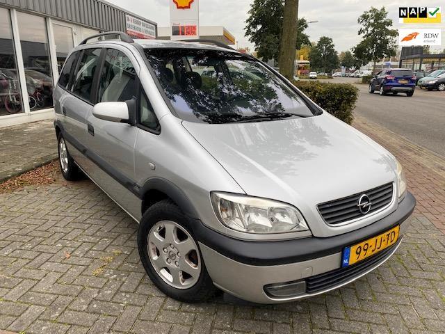 Opel Zafira 1.8-16V Elegance LPG 7p