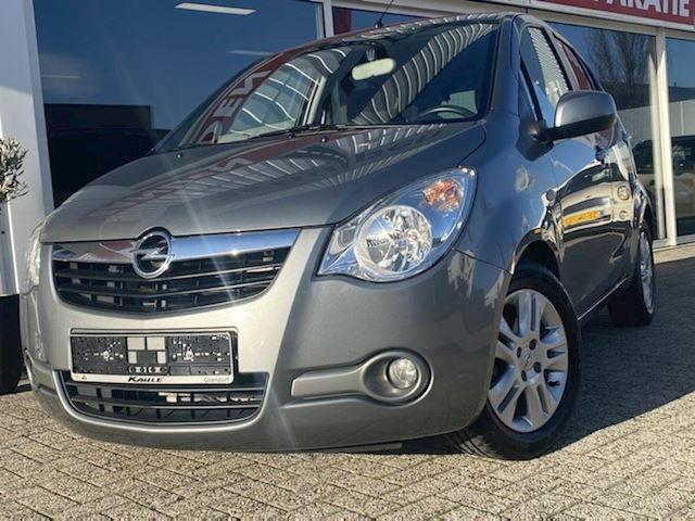 Opel Agila 1.2 Edition Automaat als nieuw in  superstaat