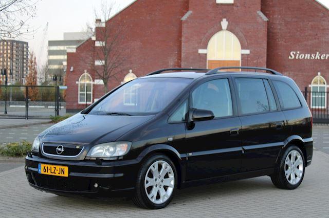 Opel Zafira 2.0-16V OPC l AIRCO l ELEKTR PAK l 7 Persoons !