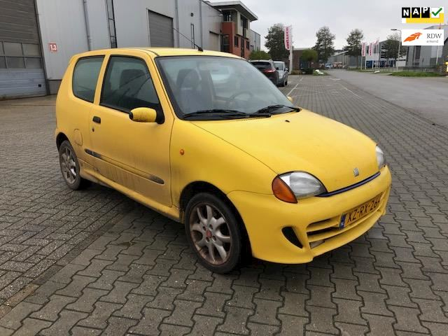 Fiat Seicento 1100 ie Sporting 123000 KM/NAP/KOPPELING PROBLEM