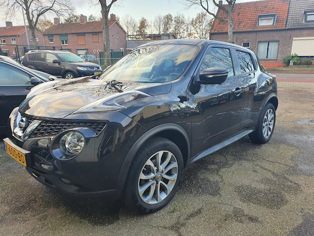 Nissan Juke 1.5 dCi S/S Connect Edition