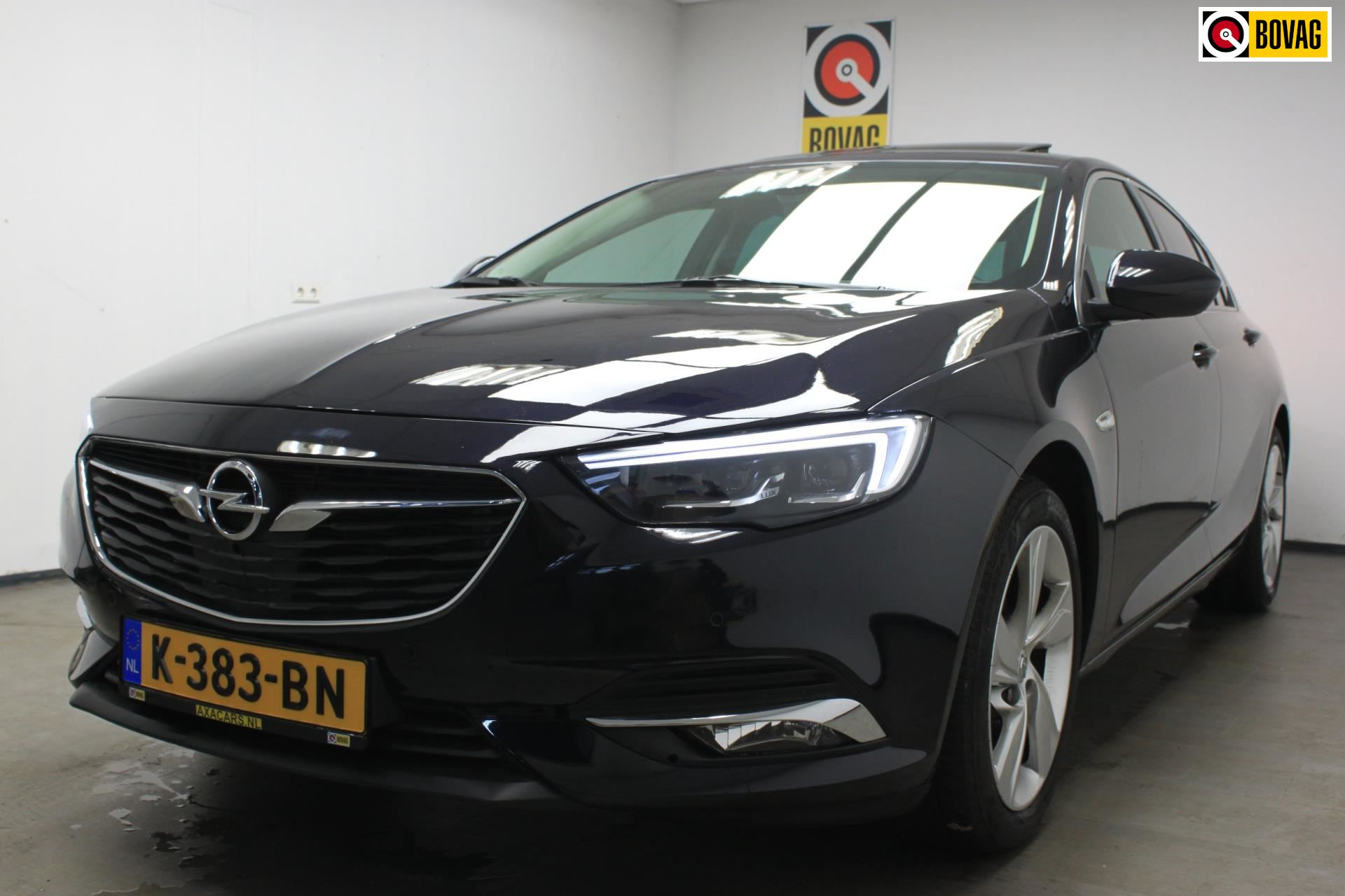 Opel Insignia Grand Sport occasion - Autoservice Axacars