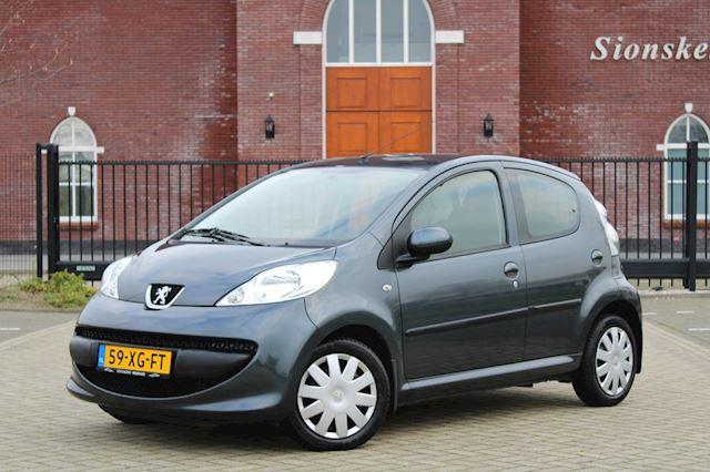 Peugeot 107 1.0-12V XS l 5 - DEURS l AIRCO l ELEKTR PAK