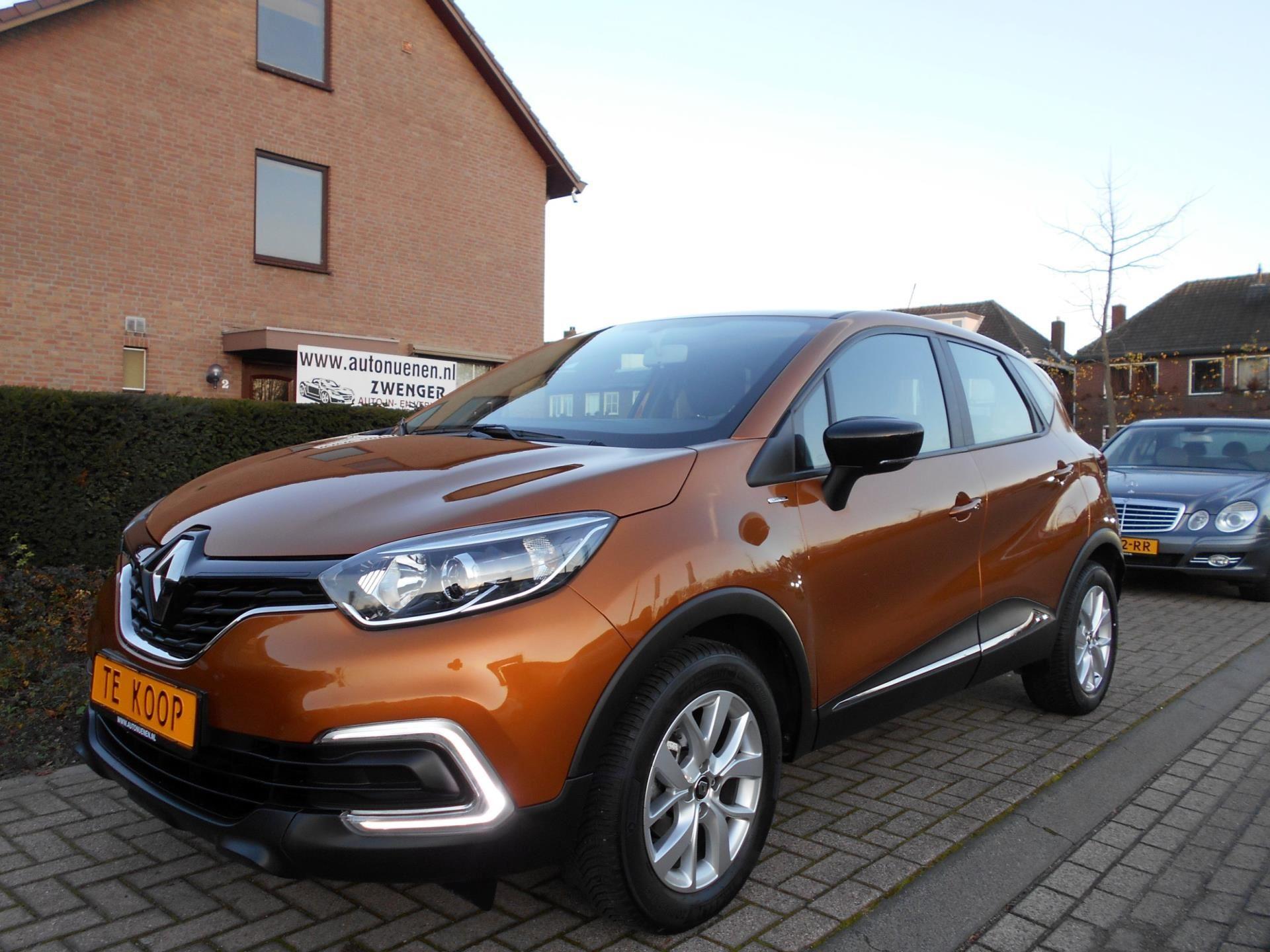 Renault Captur occasion - Zwenger Auto's