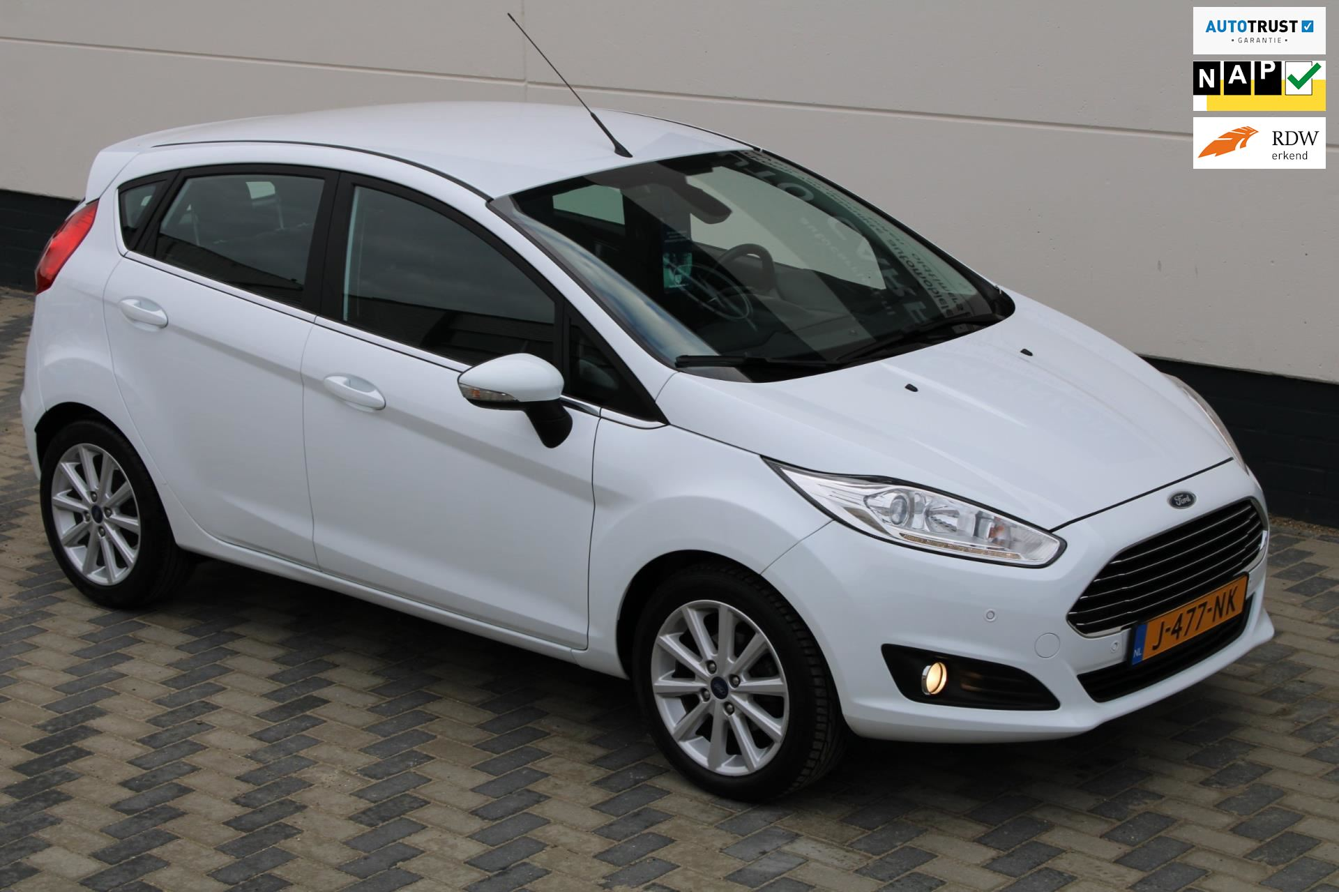 Ford Fiesta occasion - CARRION