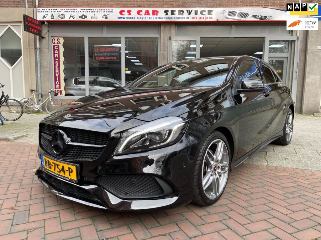 Mercedes-Benz A-klasse occasion - CS Car Service