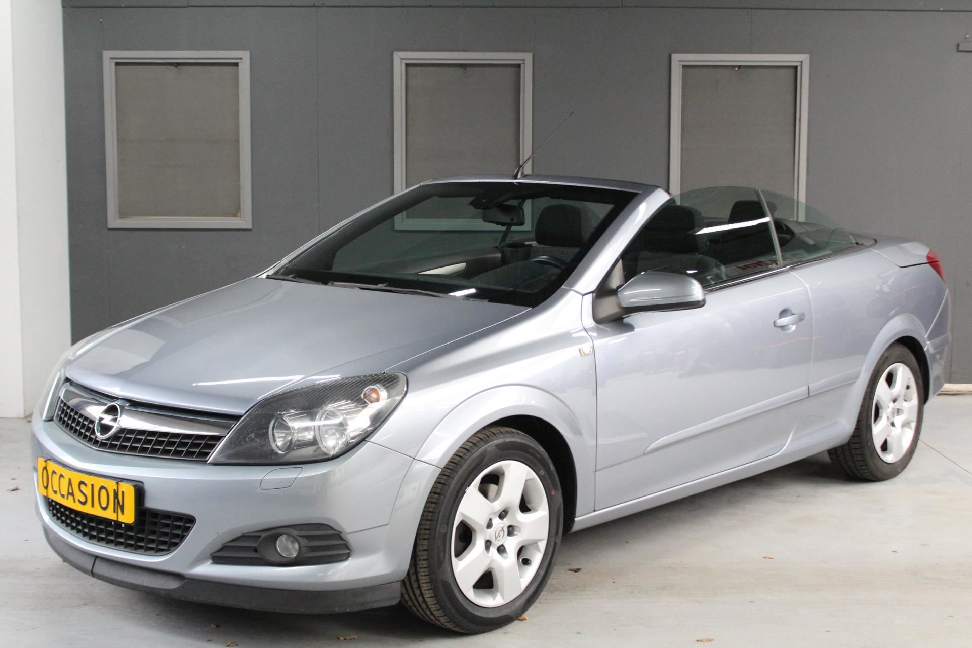 Opel Astra TwinTop occasion - Aalten Auto's