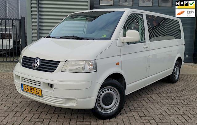 Volkswagen Transporter 2.5 TDI 96KW 2006 Wit DC*LANG*AIRCO