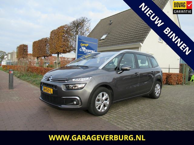 Citroen Grand C4 Picasso 1.2 PureTech Business | 7 Pers. (Navi,Cruise,PDC,Trekhaak)