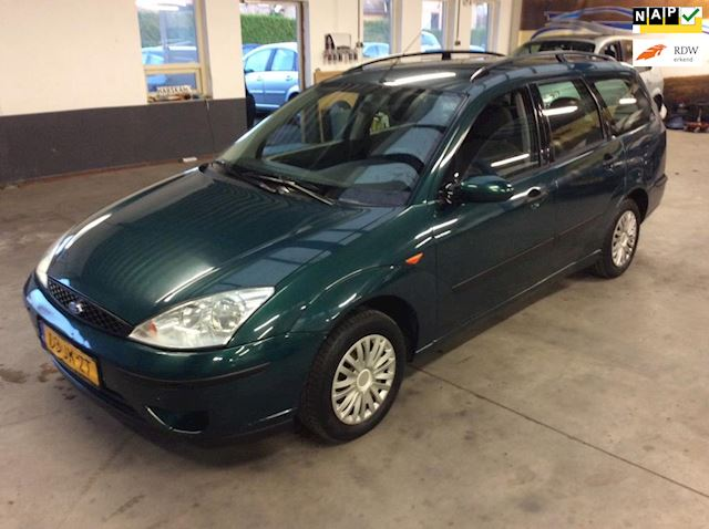 Ford Focus Wagon 1.4-16V Cool Edition Nw apk