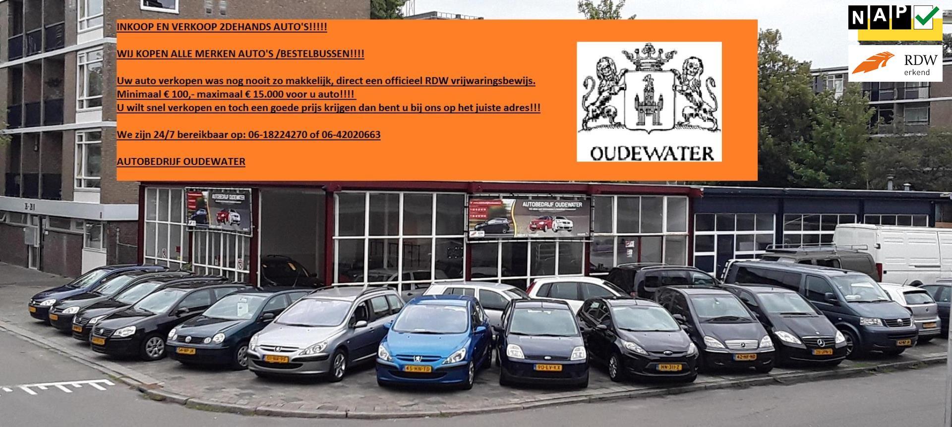 Onbekend GEZOCHT  ALLE MERKEN EN TYPE BESTELWAGENS EN PERSONEN AUTOS occasion - Autobedrijf Oudewater