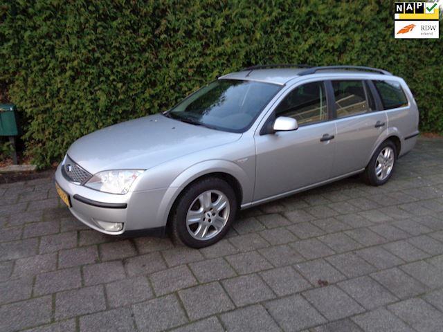 Ford Mondeo Wagon 1.8-16V Champion