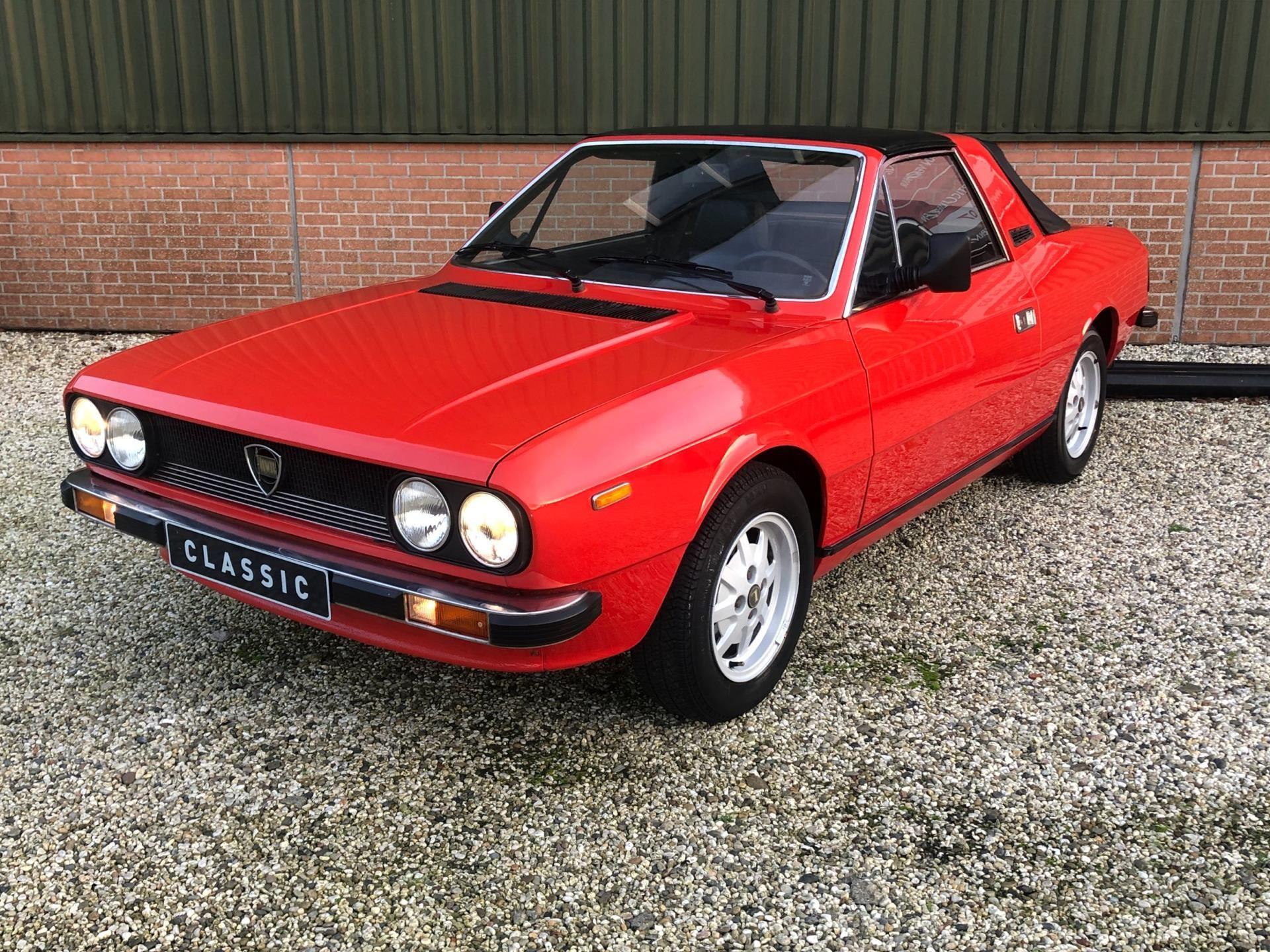 Lancia Beta occasion - AutoRais