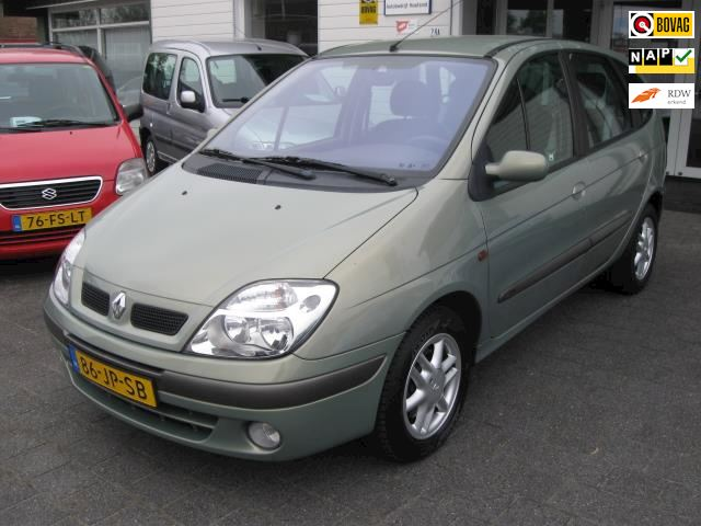 Renault Scénic 1.6-16V Expression Automaat