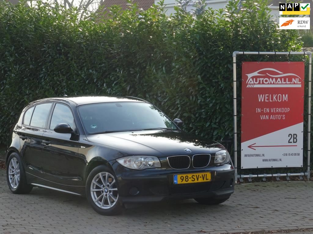 BMW 1-serie occasion - Automall