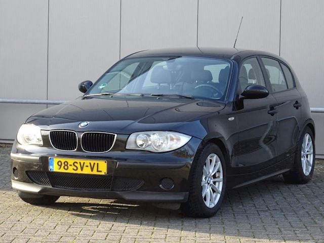 BMW 1-serie 116i Business Line NAP I APK
