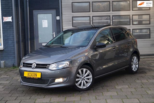 Volkswagen Polo 1.2 TSI BlueMotion Comfortline | Pano | Cruise | 5-DRS