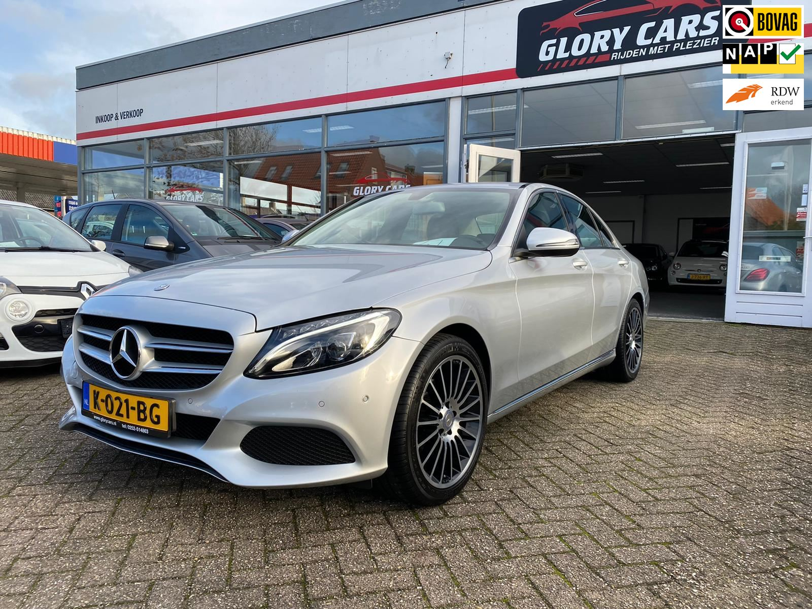 Mercedes-Benz C-klasse occasion - Glory Cars
