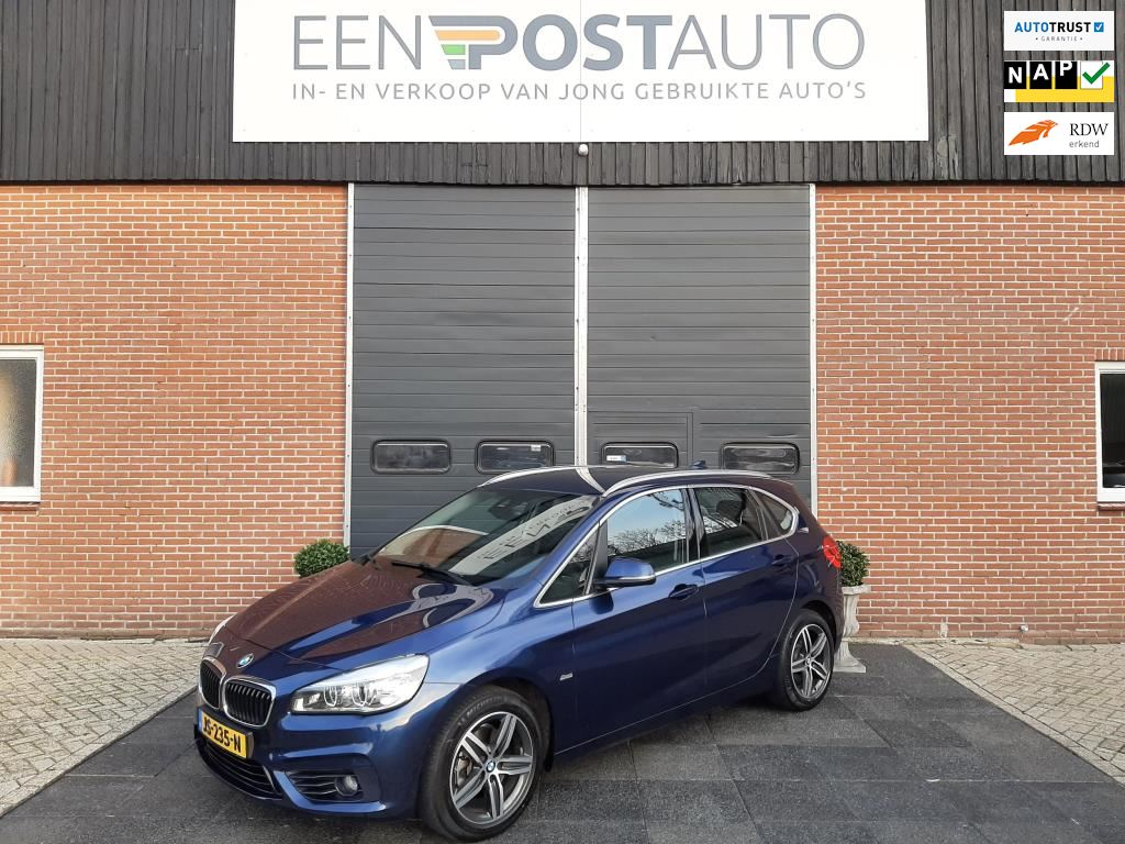 BMW 2-serie Active Tourer occasion - Een Post Auto