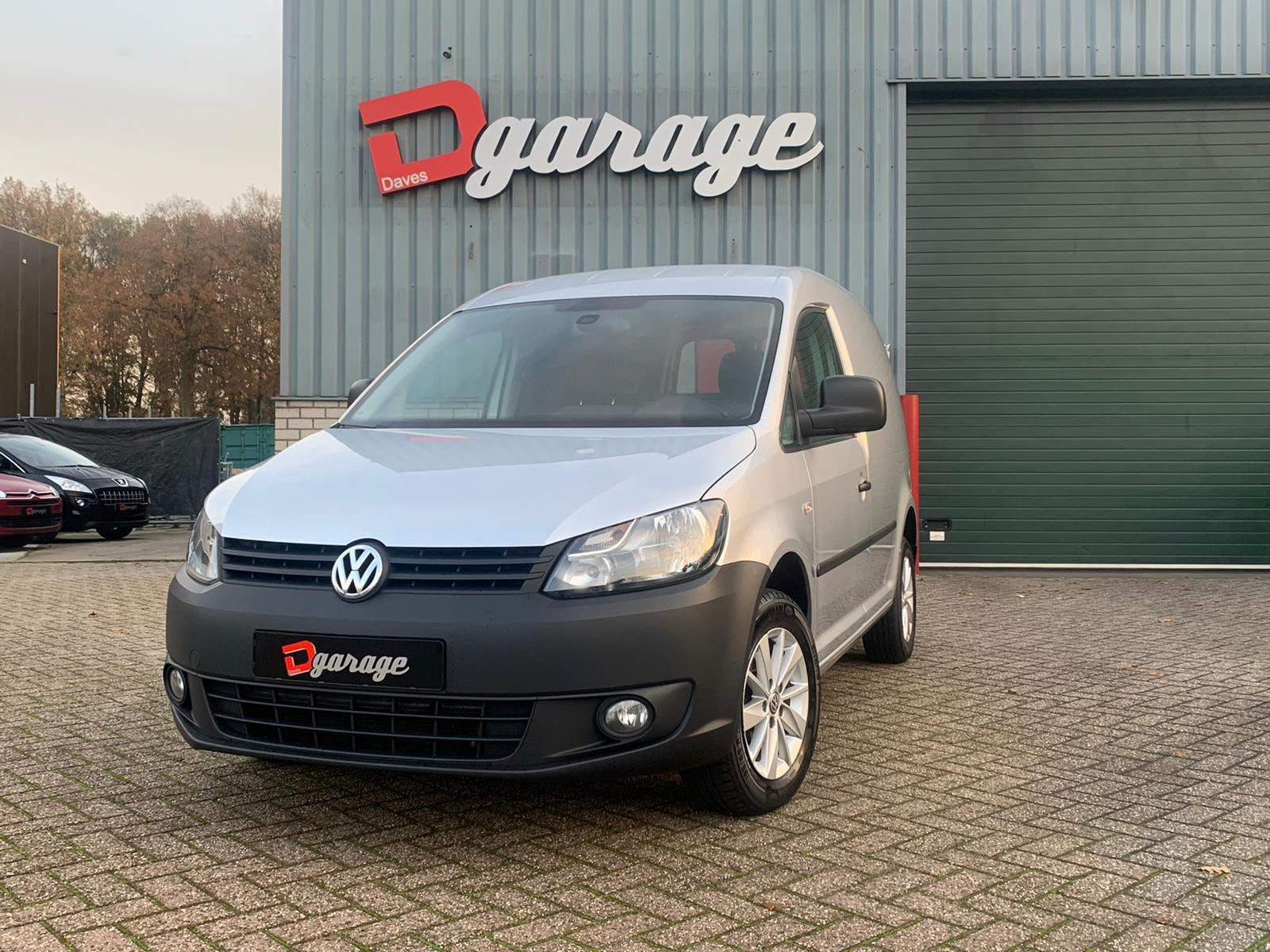 Volkswagen Caddy occasion - Dave's Garage
