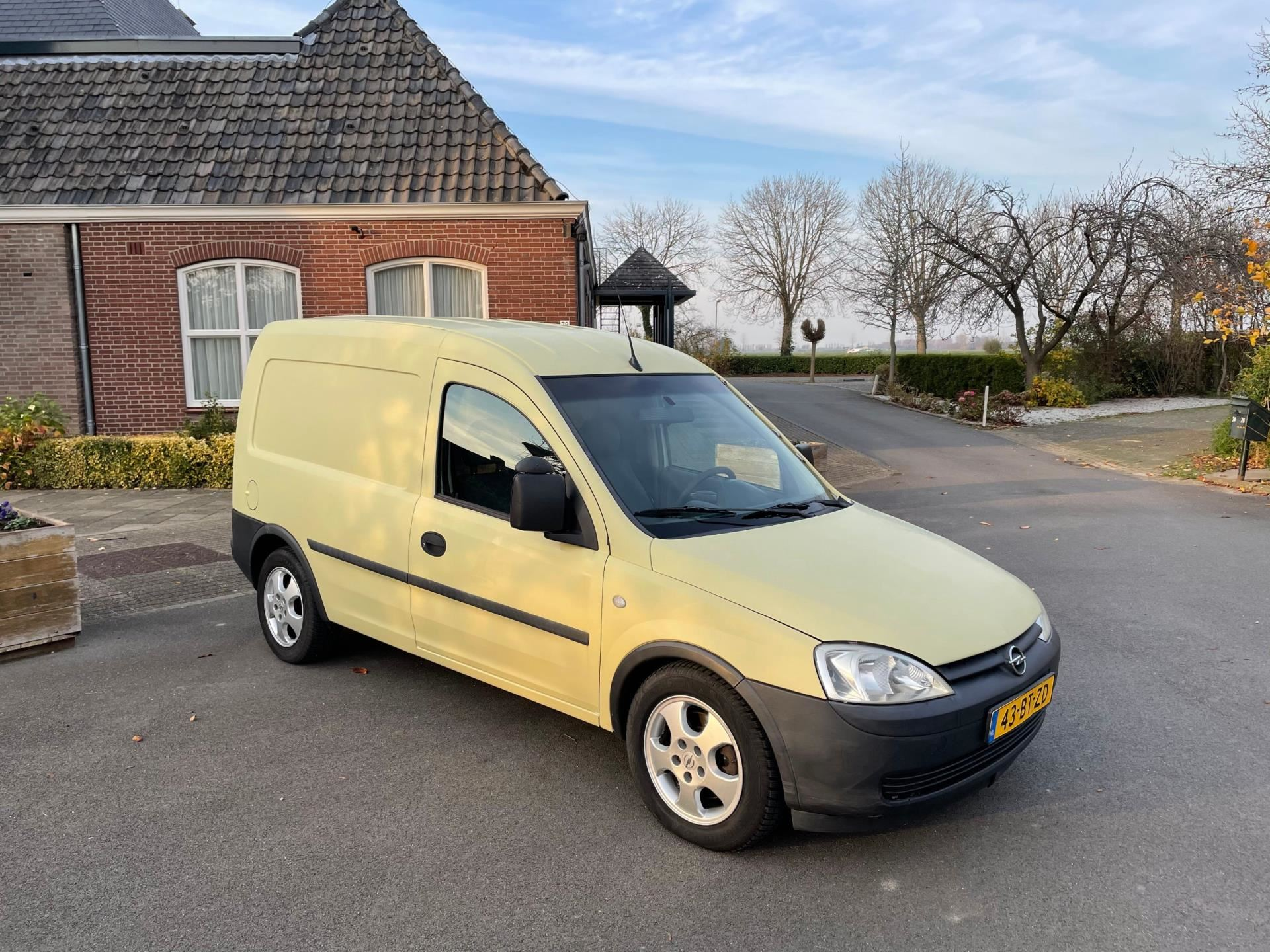 Opel Combo occasion - AB Automobielen