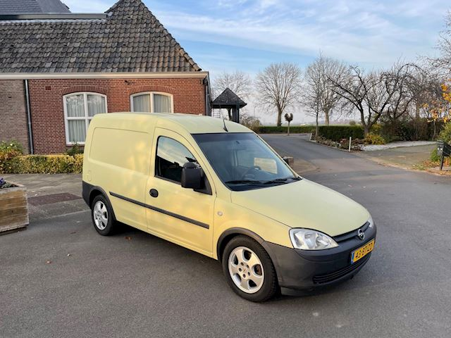 Opel Combo 1.7 CDTi City MARGE !