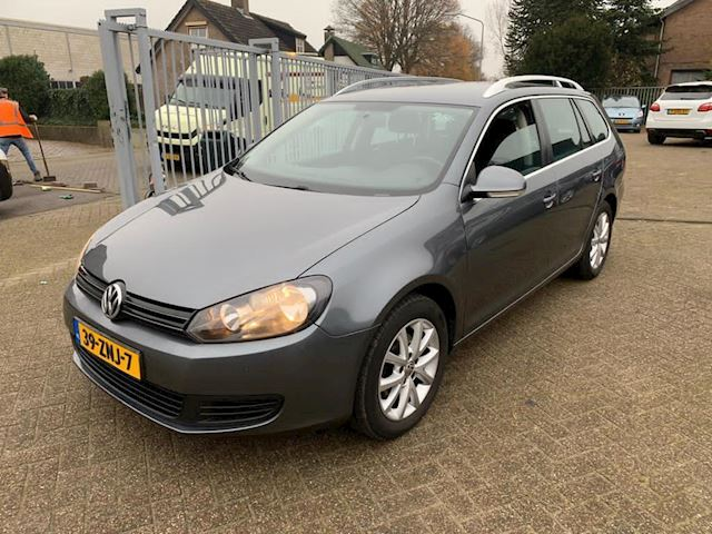 Volkswagen Golf Variant 1.6 TDI Comfort Executive Line BlueMotion