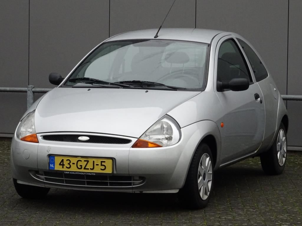 Ford Ka occasion - Automall
