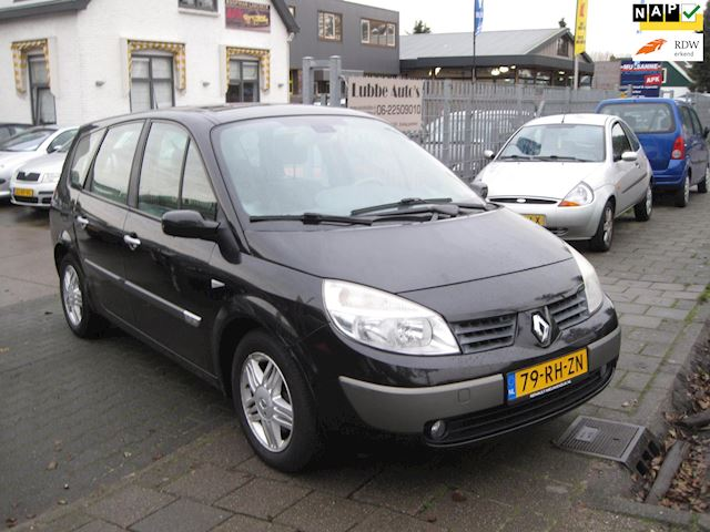 Renault Grand Scénic 2.0-16V Privilège Luxe 7 pers autom nap apk