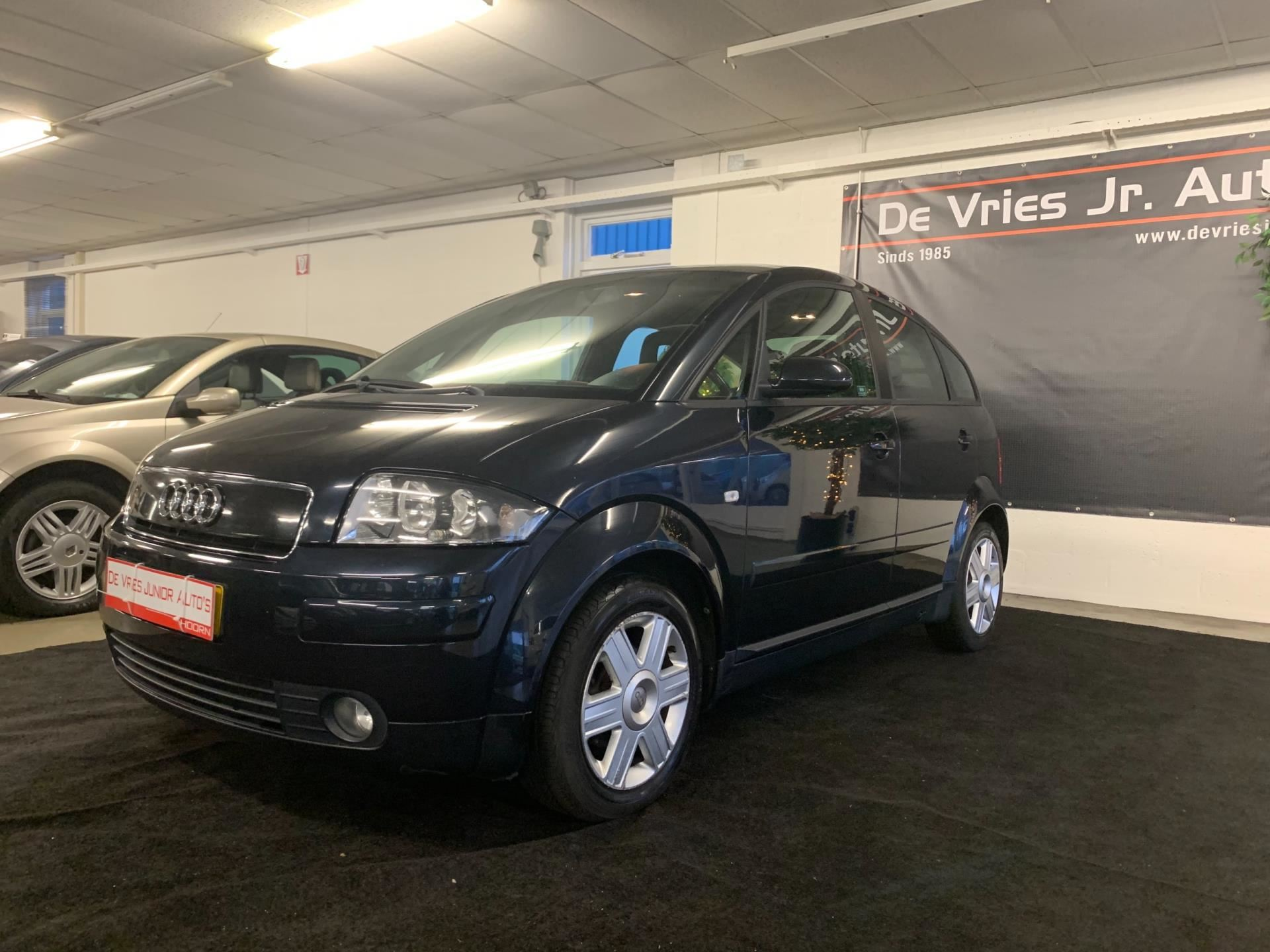 Audi A2 occasion - De Vries Junior Auto's