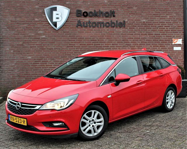 Opel Astra Sports Tourer 1.6 CDTI Business+ Navi, Lane Departure, Parkeer Sensoren
