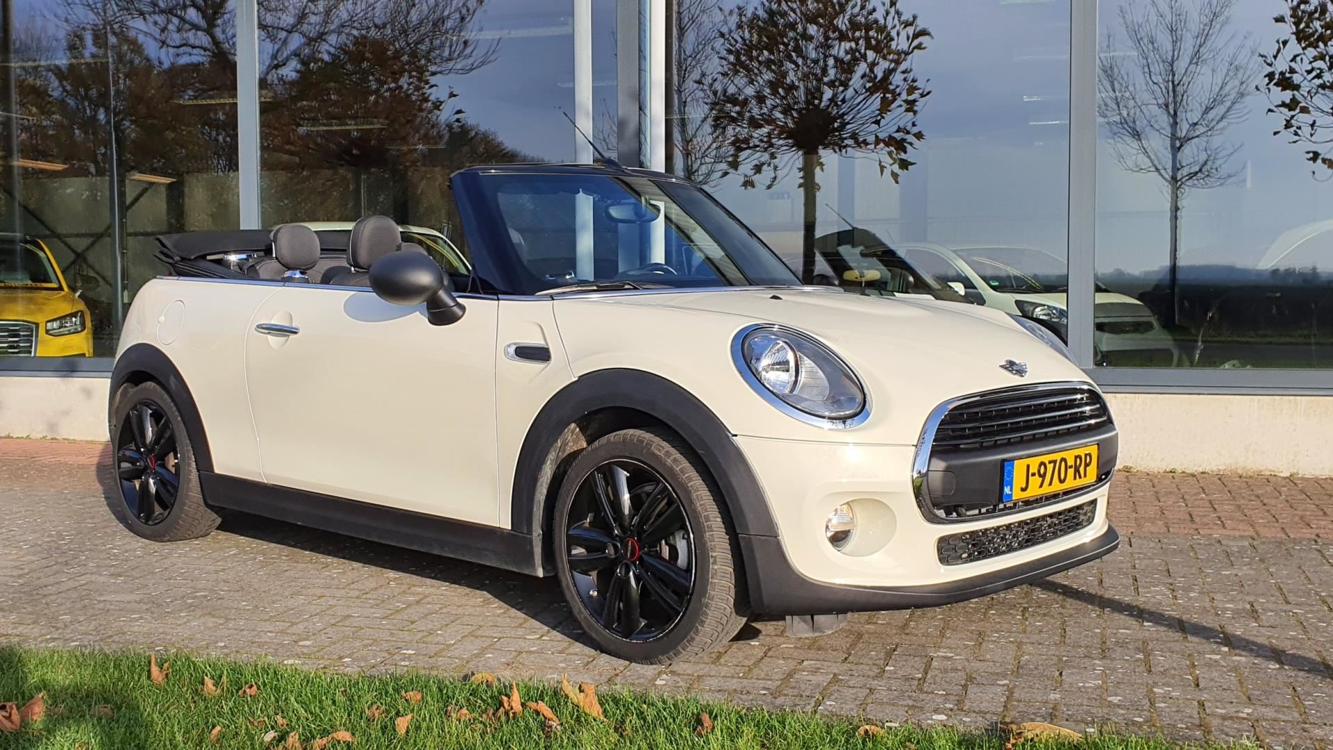 Mini Mini Cabrio occasion - Autocentrum Descendre